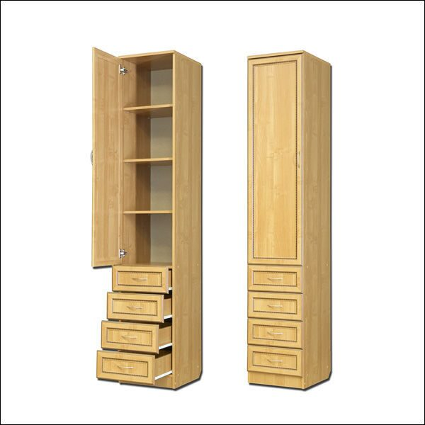 Пенал шкаф своими руками